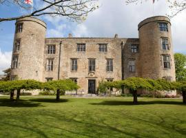 Best Western Walworth Castle Hotel, hotel in Darlington