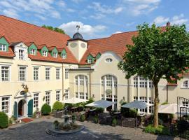 Best Western Premier Parkhotel Engelsburg, hotel in Recklinghausen
