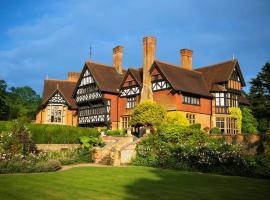 Best Western PLUS Grim's Dyke Hotel, hotel near Harry Potter Studio Tour, Harrow