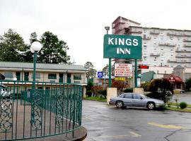 Kings Inn Hot Springs, motel in Hot Springs