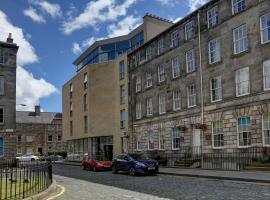 Ten Hill Place, hotel v Edinburghu