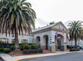 Lions Gate Hotel Trademark Collection by Wyndham, hotel in Sacramento