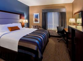Wingate by Wyndham Kamloops, spa hotel in Kamloops
