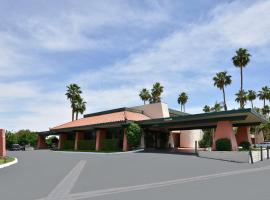 Travelodge by Wyndham Palm Springs, hotel in Palm Springs