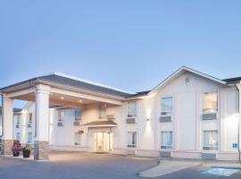 Super 8 by Wyndham Cranbrook, hotel em Cranbrook