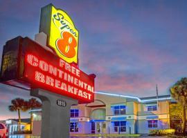 Super 8 by Wyndham Kissimmee, hotel near Gatorland, Kissimmee