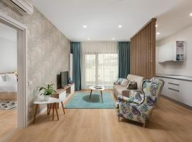 Athina Suites Hotel, hotel in Bucharest