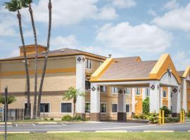 Super 8 by Wyndham Harlingen TX, hotel en Harlingen