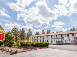 Super 8 by Wyndham Williams East/Grand Canyon Area, Hotel in Williams