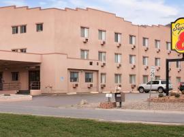 Super 8 by Wyndham Durango, accessible hotel in Durango