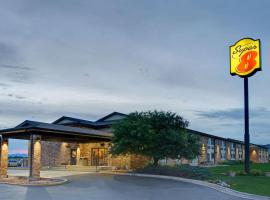 Super 8 by Wyndham Fort Collins, hotel in Fort Collins