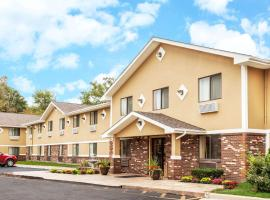 Super 8 by Wyndham Sterling Heights/Detroit Area, hotel in Sterling Heights