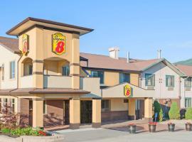 Super 8 by Wyndham Salmon Arm, hotel em Salmon Arm