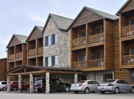 Super 8 by Wyndham Bridgeview of Mackinaw City, motel in Mackinaw City