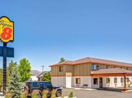 Super 8 by Wyndham Carson City, hotel in Carson City