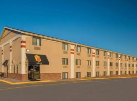 Super 8 by Wyndham Lincoln West, hotel near Lincoln Airport - LNK, Lincoln
