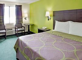 Super 8 by Wyndham Ogden, hotel in Ogden