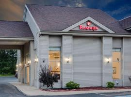 Ramada by Wyndham Cleveland Airport West, hotel near Cleveland Hopkins International Airport - CLE,
