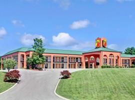 Super 8 by Wyndham Knoxville East, hotel in Knoxville