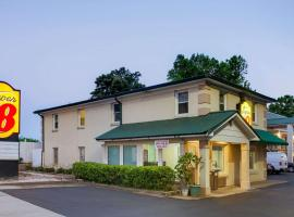Super 8 by Wyndham Charlotte Downtown Area, motel in Charlotte