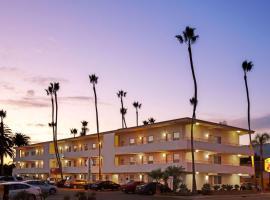 Super 8 by Wyndham Santa Barbara/Goleta, hotel in Santa Barbara