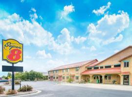 Super 8 by Wyndham Buena Vista, hotel in Buena Vista