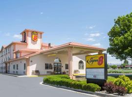 Super 8 by Wyndham Fruita, hotel near Grand Junction Regional (Walker Field) - GJT, Fruita