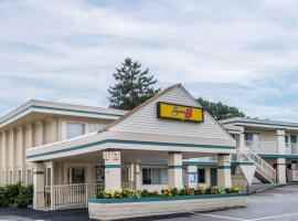 Super 8 by Wyndham W Yarmouth Hyannis/Cape Cod, hotel near Hy-Line Cruises, West Yarmouth
