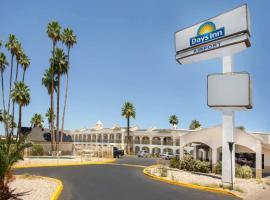 Days Inn by Wyndham Airport - Phoenix, hotel in Phoenix