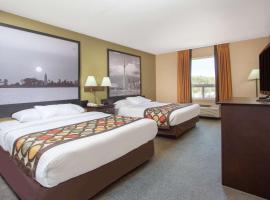 Super 8 by Wyndham Midland, hotel em Midland