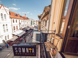 Somnia, apartment in Bitola