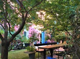 Jardin Vieux Port Panier, B&B/chambre d'hôtes à Marseille
