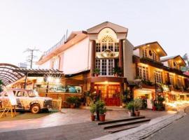 Hotel Willow Banks, отель в Шимле