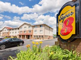 Super 8 by Wyndham Akron S/Green/Uniontown OH, motel in Uniontown