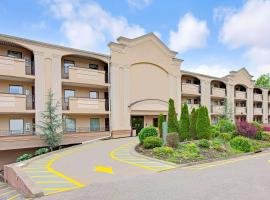 Travelodge by Wyndham Parsippany, hotel in Parsippany