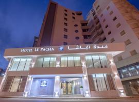 Hotel Pacha, hôtel à Oran