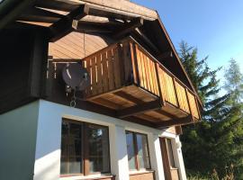 Tschuggen 70, hotel in Blatten bei Naters