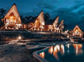 Penida Bambu Green, hotel in Nusa Penida
