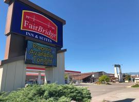 FairBridge Inn, Suites & Outlaw Conference Center – Kalispell, hotel in Kalispell
