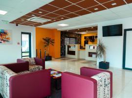 Pensiune Confort Morosanu, hotel Ósinkán