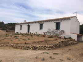 Casa in campagna vista Corsica, hotel with jacuzzis in Santa Teresa Gallura
