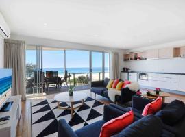 Sandbox Luxury Apartments, hotel in Gold Coast