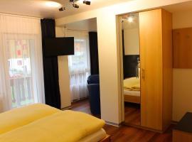 Hotel Alpha, hotel in Grächen
