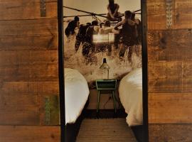 D'rommels Goed Slapen, hotel near Royal Navymuseum, Den Helder