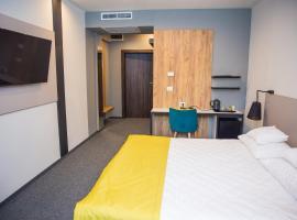 Hotel Bistrita, hotel din Bistriţa
