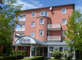 Johannesbad Hotel Phönix, отель в Бад-Фюссинге