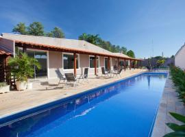 50+ Hotel Flat, hotel in Sao Jose do Rio Preto