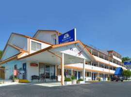 Americas Best Value Inn & Suites Branson - Near The Strip, motel in Branson