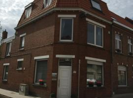 vakantiehuis laufre, apartment in Bruges