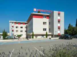 Appart'City Marseille Aéroport – Vitrolles, hotel near Marseille Provence Airport - MRS,